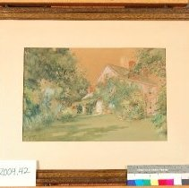 Image of Painting - The Beeches